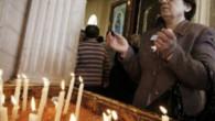 Hatay'da kiliselerde barış duası