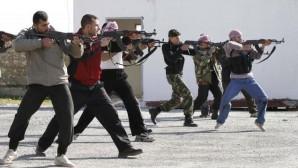 Suriyeli Süryani'ye zorla şehadet