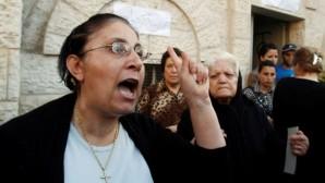Gazzeli Hristiyanlara ihtida baskısı