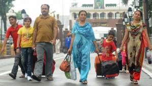 Pakistan'da zulüm gören azınlıklar Hindistan'a sığındı