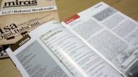 Miras Dergisi 2. sayısı çıktı