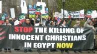 Mısırlı Hristiyanlar evlerini terk etti