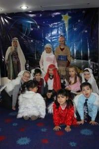 Ankara'da Noel Kutlamasi 2