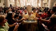 120 bin kişi Doğuş'u Beythelem'de kutladı