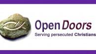 Open Doors 2013 izleme listesini açıkladı
