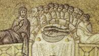 Isparta'da Son Akşam Yemeği mozaiği bulundu
