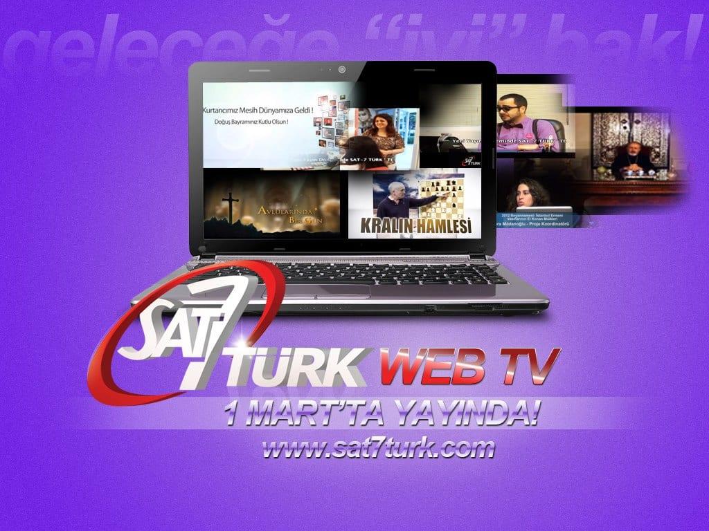 web-tv yayında