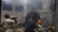 Çeçen Teröristlerden Kan Donduran Video