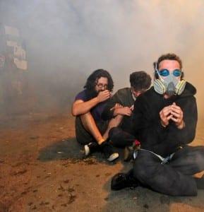 Gezi Parký olaylar