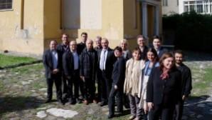 Hessen'den Dinler arası Barış Ziyareti