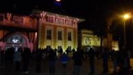 Adana'da neşeli Noel kutlaması