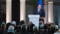 Hollande 1. Dünya Savaşı'nda ölen Müslüman askerleri andı