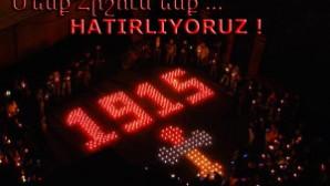 Taksim'de 24 Nisan kurbanları anılacak