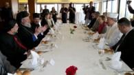 Kıbrıs'ta barış yemeği
