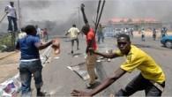 Nijerya'da 2 kilise yakıldı