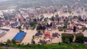 Sırbistan ve Bosna Hersek'te sel felaketinden sonra şimdi de mayın tehlikesi