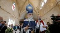 Lefkoşa Ermeni Kilisesi'nde 50 yıl sonra ayin gerçekleşti
