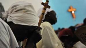Hristiyanlığı seçtiği için idama mahkum edilen Meryem, hücresinde doğum yaptı