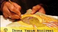 Galata Rum Okulu'nda herkese açık ücretsiz İkona Yapım Atölyesi