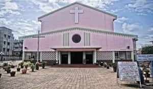 orta afrika kilise