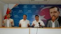 İzmir'de Filistin barışı için Hristiyan-Müslüman ortak duası