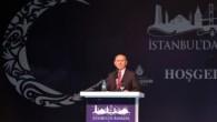 İBB Başkanı Kadir Topbaş'ın iftarında Hristiyan dini liderler de yer aldı