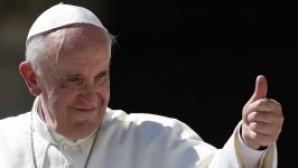 """Papa: """"Haksız saldırganı durdurmak doğrudur"""""""