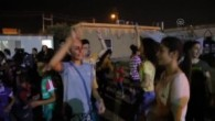 Erbil'e sığınan Musullu Hristiyanlara moral konseri