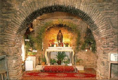 Meryem Ana Mezari Meryem Ana'mız