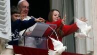 Papa Ukrayna için dua etti