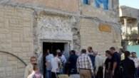 Kerkük'e sığınan Hristiyanlara AFAD yardımı