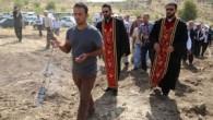 Asuri Hristiyanlar Hesana köyünü yeniden inşa ediyorlar