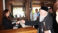 Patrik Bartholomeos Ordu ve Giresun'u ziyaret etti
