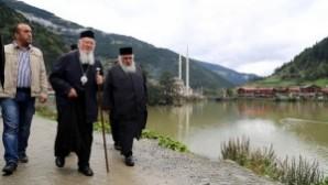 Patrik Bartholomeos Trabzon'da