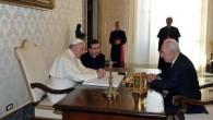 """Papa'dan """"Dinler İçin Birleşmiş Milletler"""" önerisi"""