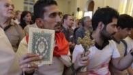 """Ürdün'e sığınan Iraklı Hristiyanlar: """"Irak'ta insanlık öldü"""""""