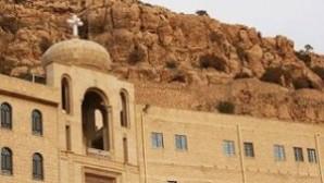 IŞİD, Musul'daki En Nasr Manastırı'nı bombalayarak yıktı