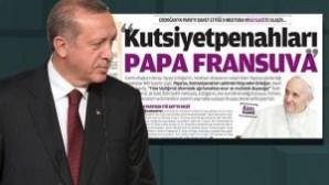 Cumhurbaşkanı Erdoğan'ın Papa'ya mektubunda dinler arası diyalog vurgusu