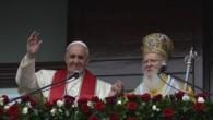 Papa ve Ekümenik Patrik'ten ortak deklarasyon