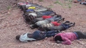 Kenya'da Eş Şebab örgütü 36 Hristiyan işçiyi katletti