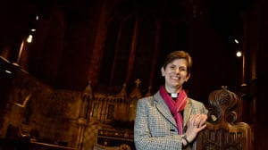Church of England's First female Bishop Named As The Reverend Libby Lane