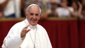 """Papa'nın duası: """"Türkiye, farklı din ve kültürler arasında barışçıl şekilde bir arada yaşanabilir bir yer olsun"""""""