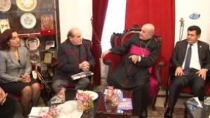 """Süryani Katolik Patrik Vekili Yusuf Sağ'dan HDP'li Milletvekili Kürkçü'ye: """"Gelin bu vapuru batırmayalım"""""""