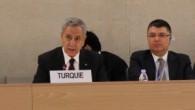 Başbakan Yardımcısı Arınç, BM'de Türkiye'de azınlık hakları ve ibadet özgürlüğü hakkında konuştu