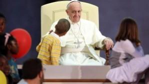 Papa ifade özgürlüğü ile ilgili sözlerine açıklık getirdi