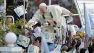 Papa, Sri Lanka'dan Filipinler'e geçiyor