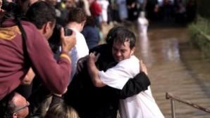 Şeria Nehri'nde Vaftiz Bayramı