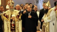 Mısır'da bir ilk: Cumhurbaşkanı Noel ayininde