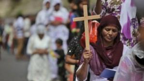 Hindistanlı Hristiyanlar endişeli