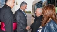 Papa'nın temsilcisi Kardinal Filoni, Hristiyan mülteciler için Irak'ta
